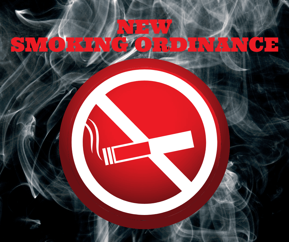Smoking Ordinance