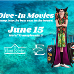 Dive-In Movies 2019 - Hotel Transylvania 3