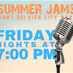 Summer Jams Concert Series