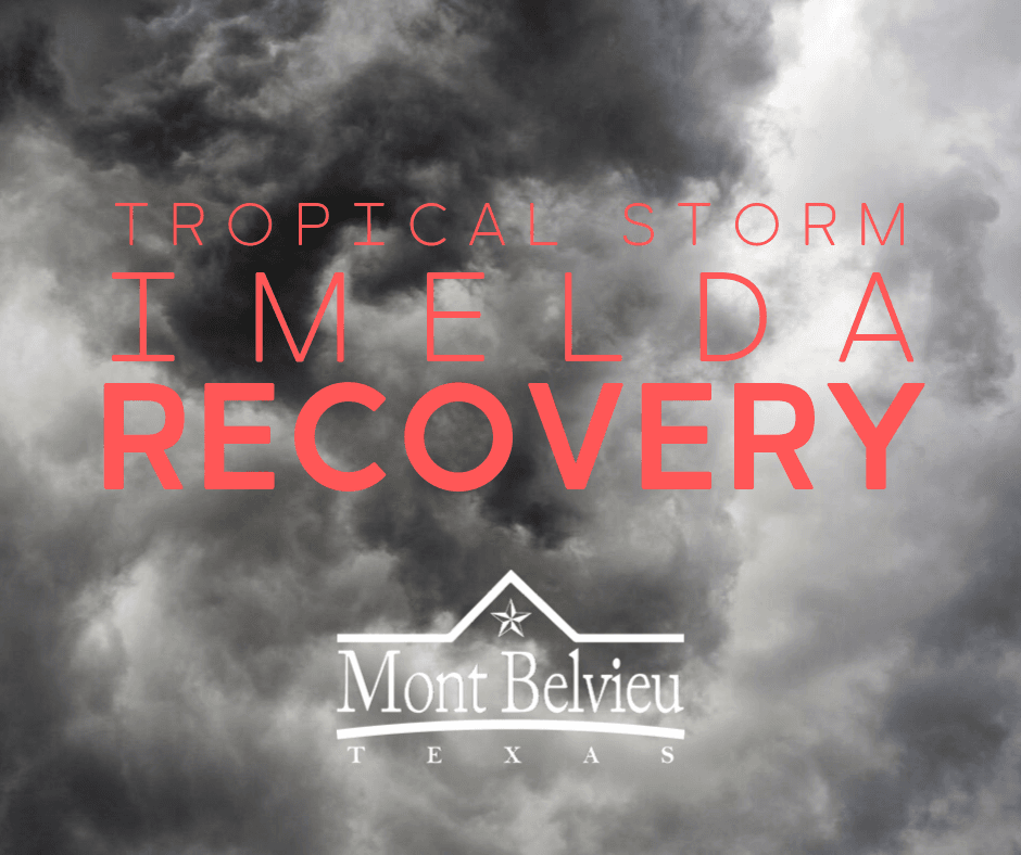 Tropical Storm Imelda Recovery