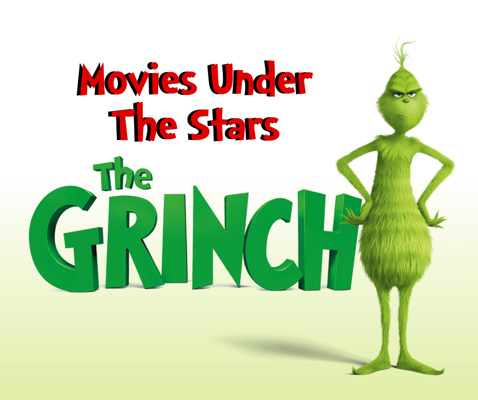 Movies Under The Stars - The Grinch