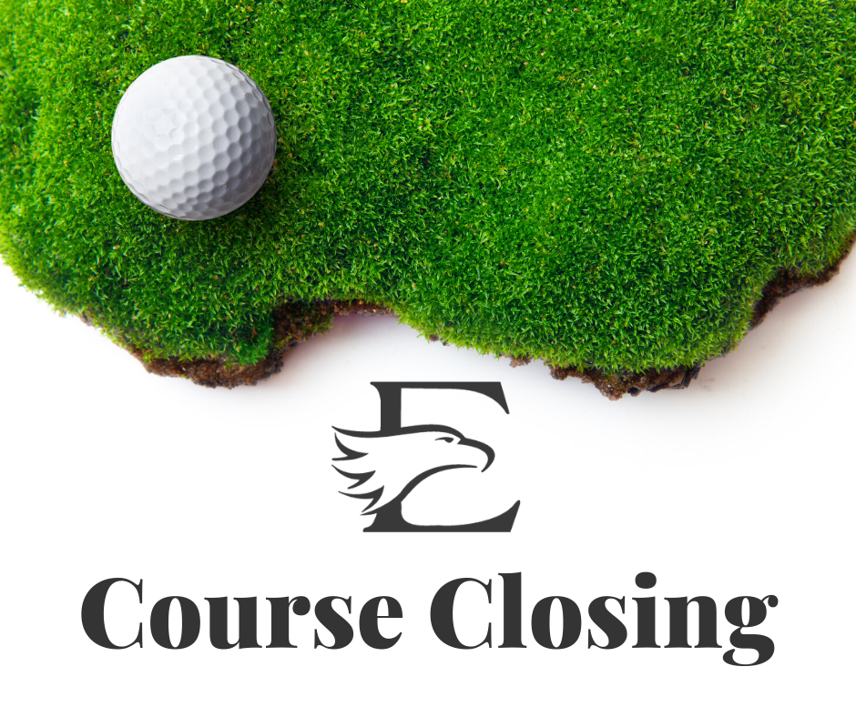 Eagle Pointe Golf Course Closing